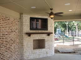 Build Outdoor Tv Cabinet Tv Installations Unisen Media Llc