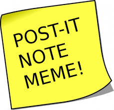 Post It Meme - post it note meme by jay and kos on deviantart