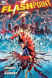 the flash movie to adapt flashpoint storyline