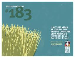 100 ways to conserve water