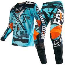 fox motocross australia fox mx 2016 180 vicious mx aqua gearfactormx