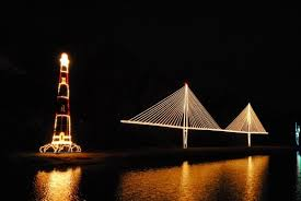 holiday festival of lights things to do in charleston sc