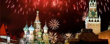 new years 2018 in moscow