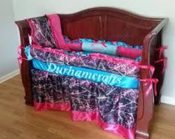 Pink Mossy Oak Comforter Set Camo Baby Bedding Etsy