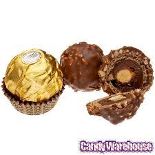 ferrero rocher chocolate balls 48 piece box candywarehouse com