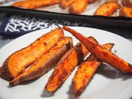 comment cuisiner la patate douce frites de patate douce