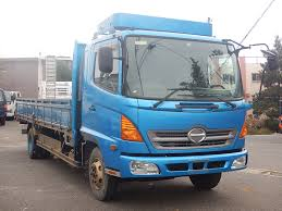 hino ranger 3 55ton japanese used vehicles exporter tomisho