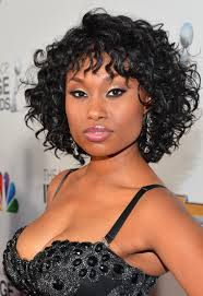 black ladies with short curly weaves 17 best images about bob on