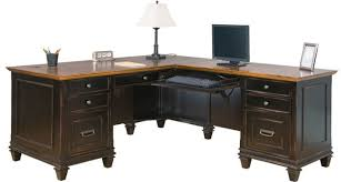 Mahogany Office Furniture by Mahogany And More Desks