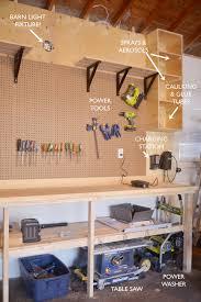 diy garage organization ii rambling renovators