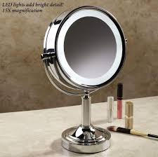 Bedroom Wall Mirrors With Lights Small Vanity Mirror With Lights 137 Cool Ideas For Bedroom