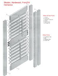 Louver Blinds Repair Shutter Parts Shutter Repair Shutter Pins Vinyl Shutter