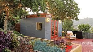 Garden Shed Decor Ideas Favorite Backyard Sheds Sunset