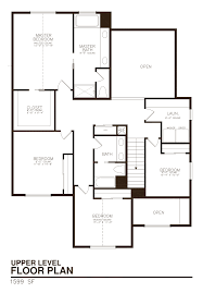 vaulted ceiling floor plans the sahalee aspen homes