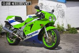 review of kawasaki zxr 750 r reduced effect 1992 pictures live