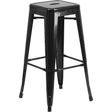 White Metal Bar Stool Chino Metal Barstools Black Bar Stools Dining Chairs Egpres