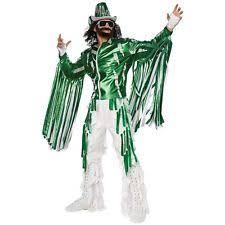 Ultimate Warrior Halloween Costume Wwe Costumes Ebay