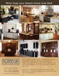 kitchen cabinet flyer
