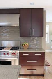 backsplashes kitchen backsplash vertical tile cabinets different