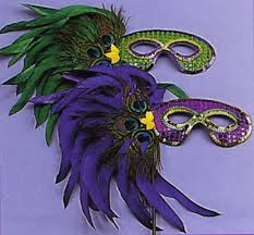 mardi gras feather masks mardi gras party king usa factory direct pricing