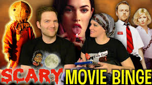 scary movie binge youtube