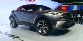 small toyota suv toyota small suv coming to australia by the end of 2016 toyota