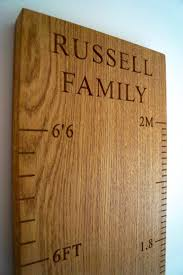 carving in oak and height charts makemesomethingspecial
