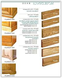 kitchen cabinet trim ideas inspiration 20 kitchen cabinet base molding design decoration of