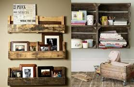 How To Make A Bookshelf Out Of A Pallet Diy Furniture From Euro Pallets U2013 101 Craft Ideas For Wood Pallets