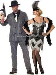 Munsters Halloween Costumes Gatsby Couples Costumes 1920s Couples Halloween Costume