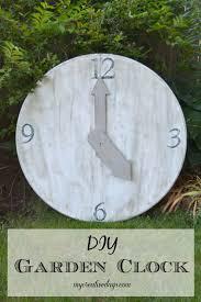 Family Garden Trains Best 25 Garden Clocks Ideas On Pinterest Uk Clock Clocks Go