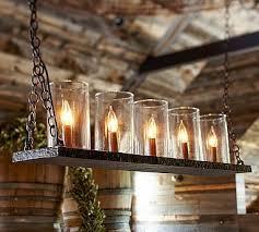 gallery stylish linear chandelier dining room linear chandelier