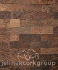 Cork Backsplash Tiles by Peel Stick Cork Wall Tiles Each Set Covers 20 Square Feet For