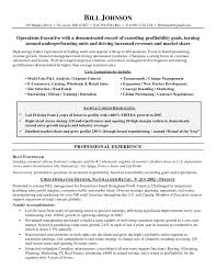 Program Manager Sample Resume by Commercial Operations Manager Sample Resume Architectural Engineer