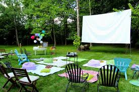 Outdoor Party Ideas by Sweet 16 Outdoor Party Decorations Decorating Of Party