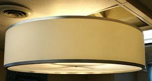 Diy Drum Pendant Light Lighting Diy Cool Lighting With Drum L Shades Fujisushi Box