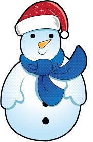 frosty thesnowman clipart