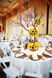 sunflower ball centerpiece wedding pinterest sunflowers