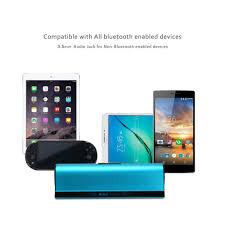 irulu portable wireless soundbar bluetooth speaker with stand