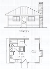Tiny Cottage Plans by Plan 42332db Cozy 2 Bed Tiny House Plans