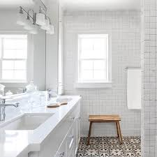 subway tile subway tile alternatives you ll love for your bathroom nonagon style