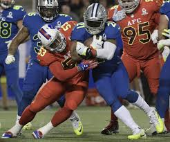 Pro Bowl Orlando by Afc Defeats Nfc 20 13 In Pro Bowl Portland Press Herald