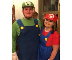 mario and luigi halloween costumes for couples halloween costumes