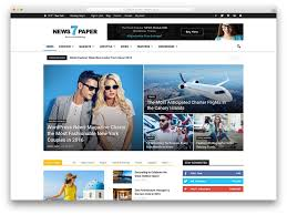 wordpress templates for websites magazine wordpress themes for magazine style websites mageewp