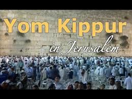 yom jippur yom kippur in jerusalem 2016