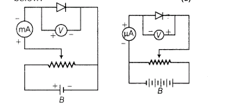 important questions for cbse class 12 physics semiconductor diode