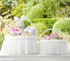 Pottery Barn Baskets With Liners Pottery Barn Kids Easter Baskets And Decor Must Haves For 2017