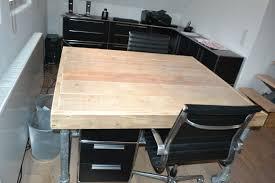 Schreibtisch Extra Breit Bauholz Schreibtisch Koblenz