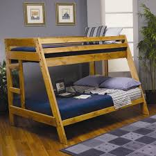 Diy Bunk Bed Plans Twin Over Full by Perfect Diy Twin Over Full Bunk Bed 58 For Your Best Design Ideas