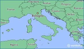 map of bologna where is bologna italy bologna emilia romagna map
